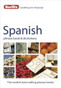 Berlitz Spanish Phrase Book & Dictionary [ Berlitz Publishing ]