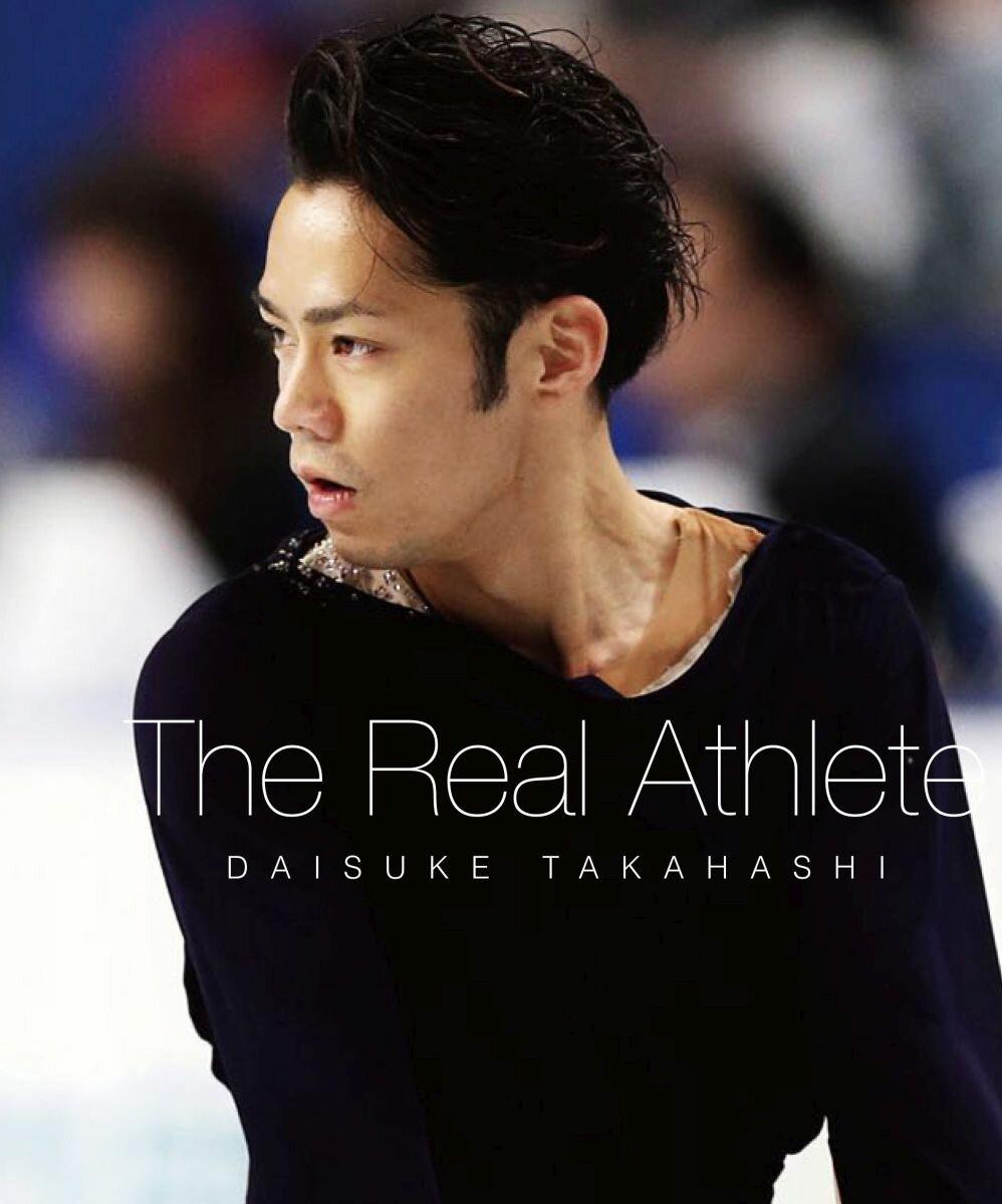 高橋大輔 The Real Athlete【Blu-ray】 [ 高橋大輔 ]...:book:17488074