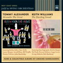 大樂團搖擺 - 【輸入盤】Alexander The Great! / Dazzling Sound [ Tommy Alexander / Keith Williams ]