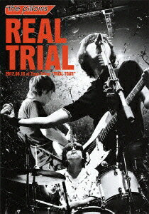 REAL TRIAL 2012.06.16 at Zepp Tokyo ��TRIAL TOUR