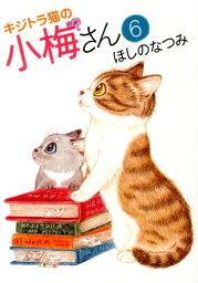 キジトラ猫の小梅さん(6) (ねこぱんちコミックス) [ ほしのなつみ ]
