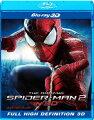 アメイジング・スパイダーマン2 IN 3D (3D&2D ブルーレイセット) 【初回生産限定版】【Blu-ray】