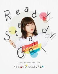 Inori Minase 1st LIVE Ready Steady Go!【Blu-ray】 [ <strong>水瀬いのり</strong> ]