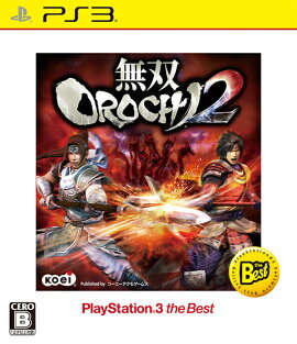 ̵��OROCHI2 PS3 the Best