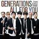 ALL FOR YOU (CD+DVD)...