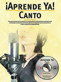 Aprende_YA��_Canto_With_CD