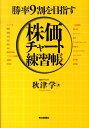 株価チャート練習帳 [ 秋津学 ]