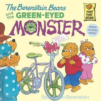 The Berenstain Bears and the Green-Eyed Monster B BEARS & THE GREEN-EYED MONST (Berenstain Bears First Time Chapter Books) [ Stan Berenstain ]