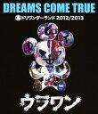 裏ドリワンダーランド 2012/2013【Blu-ray】 [ DREAMS COME TRUE ]