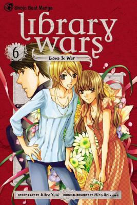 LIBRARY WARS #06(P) [ KIIRO/ARIKAWA YUMI HIRO ]