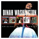声乐 - 【輸入盤】5cd Original Album Series Box Set [ Dinah Washington ]