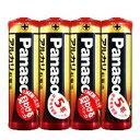 Panasonic LR6XJ/4SE アルカリ乾電池 単3形 4P LR6XJ/4SE