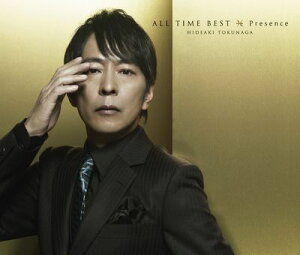 ALL TIME BEST Presence (初回限定盤 3CD+DVD)