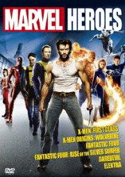 MARVEL DVD-BOX
