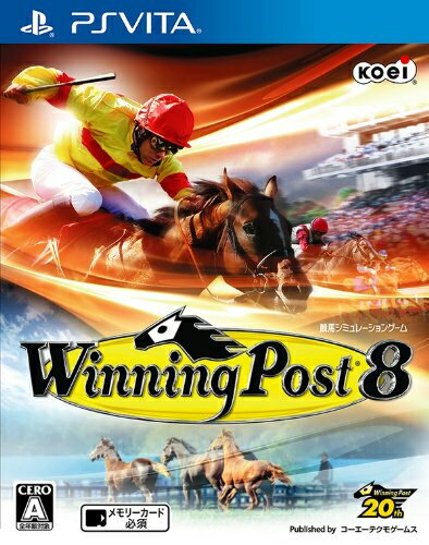 Winning Post 8 PS Vita版