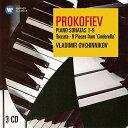 其它 - 【輸入盤】ピアノ・ソナタ全集、ピアノ作品集 ウラディーミル・オフチニコフ(3CD) [ プロコフィエフ(1891-1953) ]
