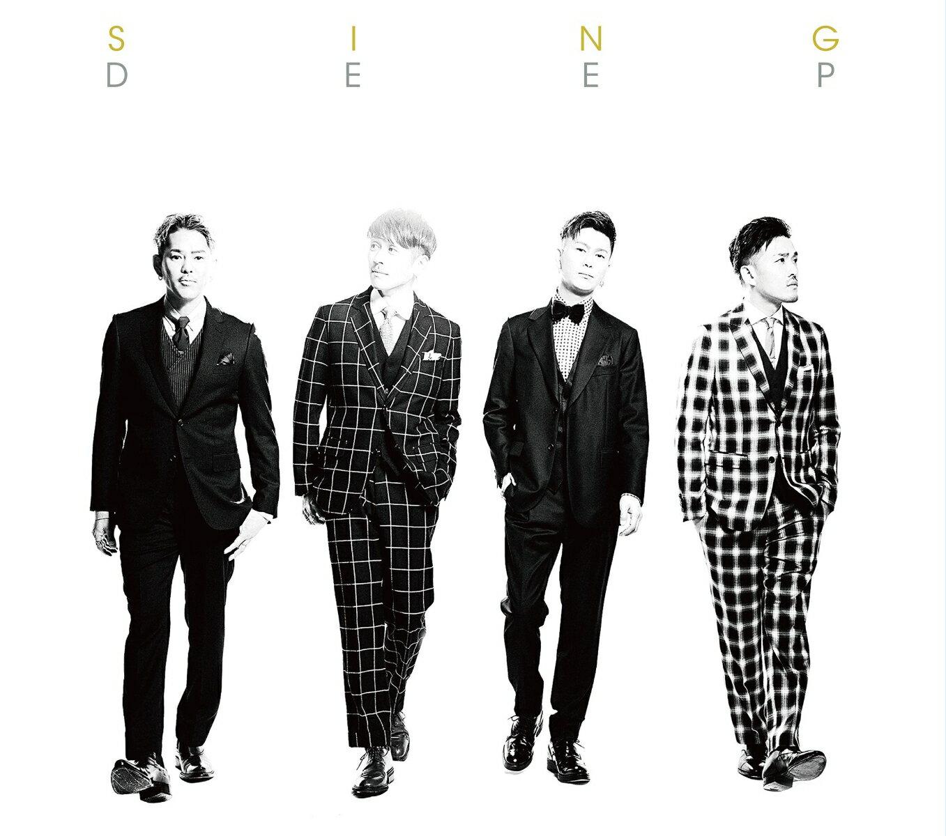 SING (初回限定盤 CD+DVD) [ DEEP ]