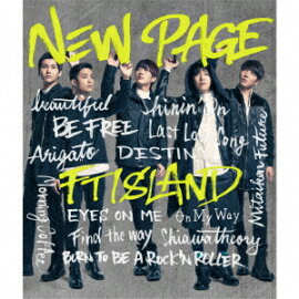 NEW PAGE(��������B CD+DVD)