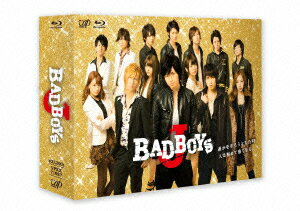 BAD BOYS J Blu-ray BOX 豪...の商品画像
