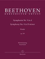 ベートーヴェン, Ludwig van: 交響曲 第9番 Op.125より 「歓喜の歌」 (独語)