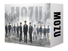 MOZU Season1 〜百舌の叫ぶ夜〜 Blu-ray BOX 【Blu-ray】