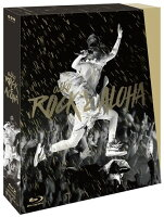 ROCKとALOHA 【初回限定仕様】【Blu-ray】