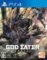 GOD EATER RESURRECTION 通常版 PS4版