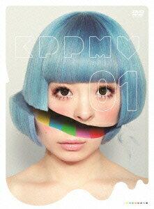 KPP MV01(DVD)通常盤 [ きゃりーぱみゅぱみゅ ]