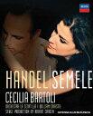 ヘンデル:歌劇≪セメレ≫【Blu-ray】 [ チェチーリア・バルトリ ]