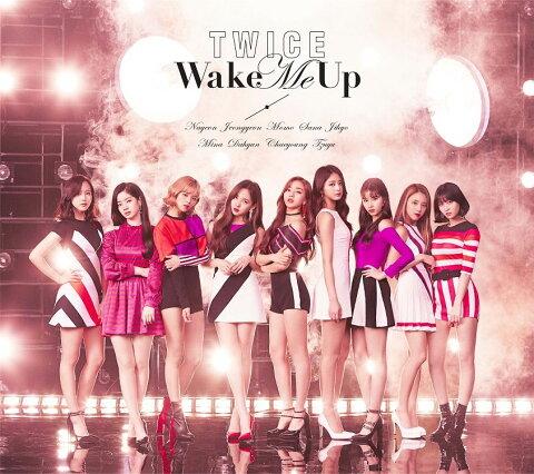 Wake Me Up (初回限定盤A CD+DVD)【初回仕様】 [ TWICE ]