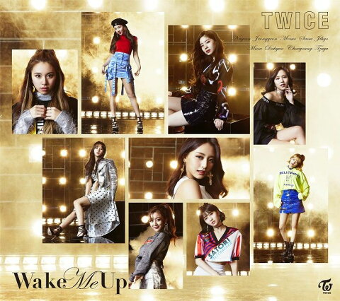 Wake Me Up (初回限定盤B CD+DVD) [ TWICE ]