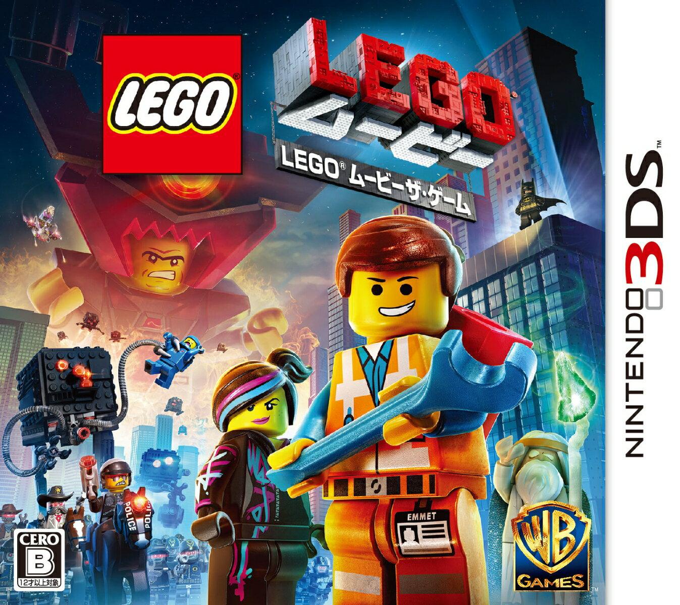 【予約】LEGO(R) ムービー ザ・ゲーム 3DS版