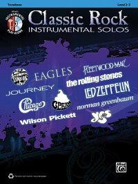 ClassicRockHitsInstrumentalSolos:Trombone,Book&CD