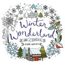 Winter Wonderland to Color: Coloring Book for Adults and Kids to Share COLOR BK-WINTER WONDERLAND TO Flora Waycott