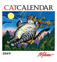 B. Kliban: Catcalendar 2019 Wall Calendar CAL 2019-B KLIBAN CATCALENDAR [ B. Kliban ]