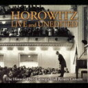 ホロヴィッツ生誕100周年記念シリーズ1::1965年カーネ...