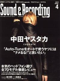 Sound_��_Recording_Magazine_(�������_�����_�쥳���ǥ���_�ޥ�����)_2010ǯ_04���_[����]