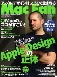 MacFan(�ޥå��ե���)2010ǯ10���[����]
