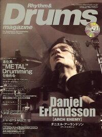 Rhythm_��_Drums_magazine_(�ꥺ��_�����_�ɥ��ޥ�����)_2010ǯ_01���_[����]