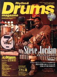 Rhythm_��_Drums_magazine_(�ꥺ��_�����_�ɥ��ޥ�����)_2011ǯ_01���_[����]