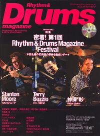 Rhythm_��_Drums_magazine_(�ꥺ��_�����_�ɥ��ޥ�����)_2009ǯ_04���_[����]
