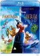 ファンタジア ダイヤモンド・コレクション&ファンタジア 2000 ブルーレイ・セット【Blu-ray Disc Video】