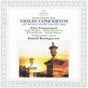 バロック名盤1200::J.S.バッハ:ヴァイオリン協奏曲第1・2番 2つのヴァイオリンのための協奏曲/3つのヴァイオリンのための協奏曲