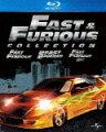 ワイルド・スピード トリロジーBOX【Blu-rayDisc】(初回生産限定)