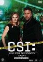 CSI:科学捜査班 シーズン4 コンプリートDVD1