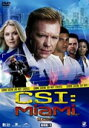 CSI:マイアミ シーズン2 コンプリートDVDーBOX1