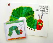 【11位】VERY HUNGRY CATERPILLAR,THE(P W/CD)