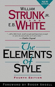 【30位】The Elements of Style