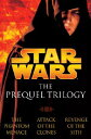 Star Wars: The Prequel Trilogy: The Phantom Menace/Attack of the Clones/Revenge of the Sith [ Terry Brooks ]