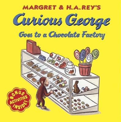 Curious George Goes to a...の商品画像